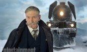Assassinio sull'Orient Express: le prime foto dei protagonisti del film