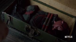 The Defenders: un'immagine del trailer della serie Marvel/Netflix