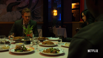 The Defenders: una scena tratta dal trailer della serie Marvel/Netflix