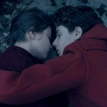 Sicilian Ghost Story: Julia Jedlikowska e Gaetano Fernandez in una scena del film