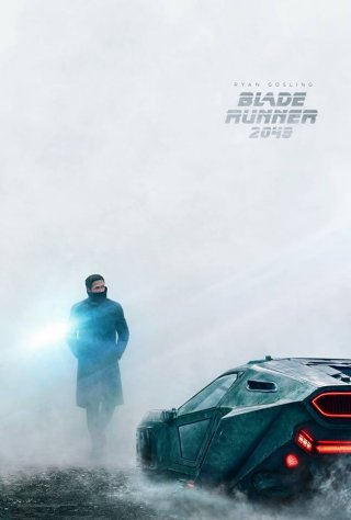 Blade Runner 2049: il poster del film con Ryan Gosling