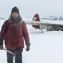 Arctic: la prima immagine di Mads Mikkelsen