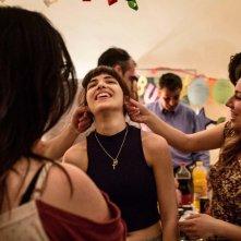 Cuori puri: Selene Caramazza in un momento del film