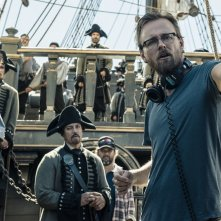 Pirati dei Caraibi: La vendetta di Salazar, Joachim Rønning sul set del film