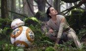 Star Wars: Rian Johnson ha chiesto un misterioso cambiamento a J.J. Abrams nello script di Star Wars VII