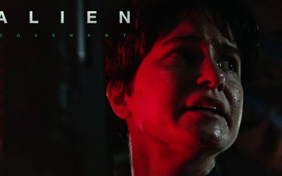 Alien: Covenant- Promo She Won't Go Quietly