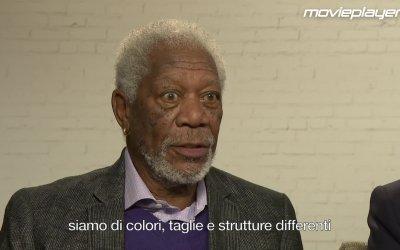 Insospettabili Sospetti - Intervista a Morgan Freeman  e Michael Caine
