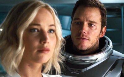 """Passengers: tutti i segreti di un blu-ray davvero """"spaziale"""""""