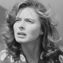 Stromboli, terra di Dio: un primo piano di Ingrid Bergman