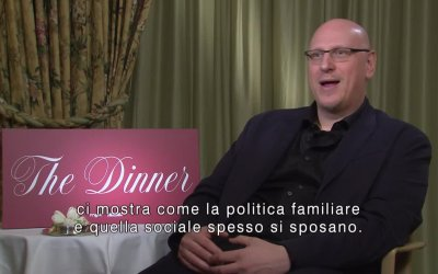 The Dinner: Intervista esclusiva ad Oren Moverman