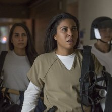 Orange Is The New Black: una foto di Jessica Pimentel