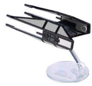 Star Wars: Gli Ultimi Jedi, la nave di Kylo Ren in versione giocattolo
