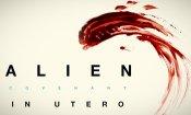 """Alien: Covenant, nel video """"In Utero"""" si assiste alla nascita di un Neomorfo"""
