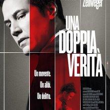 Una doppia verità: il poster, in anteprima per Movieplayer.it, del film
