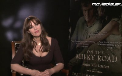 On the Milky Road: intervista a Monica Bellucci