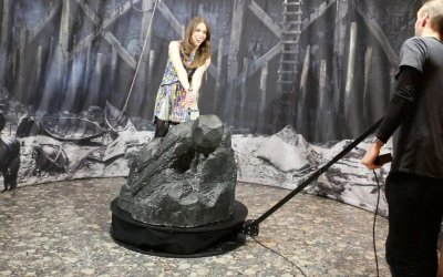 King Arthur: abbiamo estratto la spada di re Artù all'anteprima europea del film di Guy Ritchie