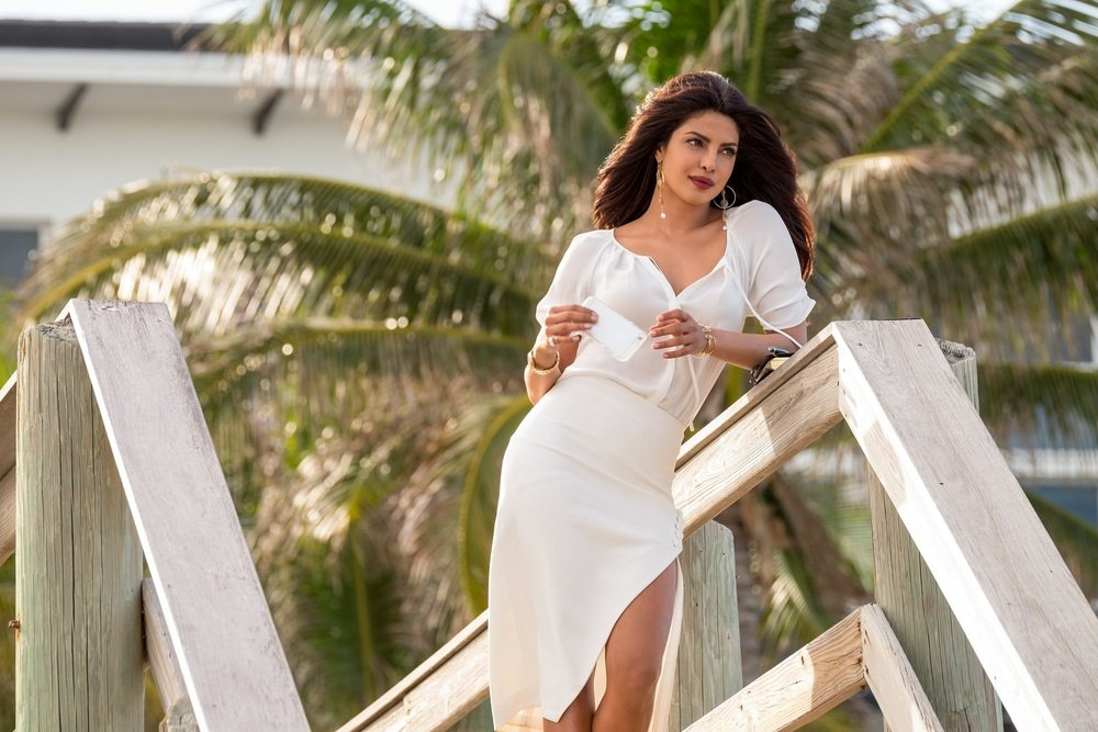 Baywatch: Priyanka Chopra in una scena del film