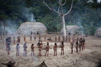 Civiltà perduta: una scena del film