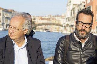 Indizi di felicità: Walter Veltroni sul set del suo documentario