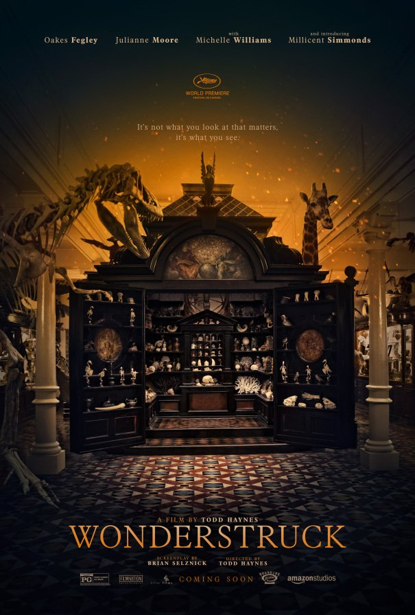 Wonderstruck: il poster del film