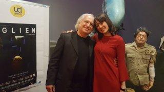 Aglien: Marco Conte e Valeria Barreca a Campi Bisenzio