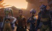 Star Wars Rebels, stagione 3: passato, presente e futuro all'insegna della (nuova) speranza