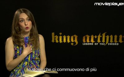 King Arthur - videointervista a Guy Ritchie