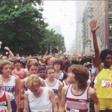 Free to Run: una grande manifestazione di corsa in un'immagine del documentario