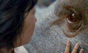 Okja: il primo poster svela la creatura mostruosa al centro del film di Bong Joon-ho