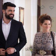 Un appuntamento per la sposa: Noa Koller e Amos Tamam in una scena del film