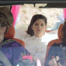 Un appuntamento per la sposa: Noa Koller e Ronny Merhavi in una scena del film