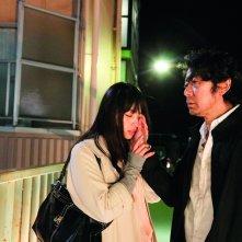 Radiance: Ayame Misaki e Masatoshi Nagase in una scena