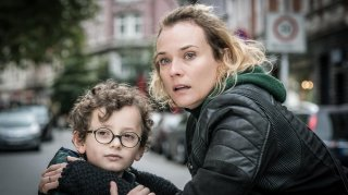 In the Fade: Diane Kruger in una sequenza concitata