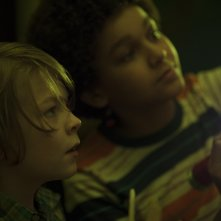 Wonderstruck: i due piccoli protagonisti del film in una scena