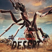 Locandina di It Came from the Desert