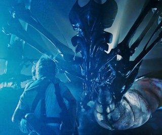 Aliens: un immagine della regina