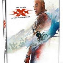 La Steelbook di XXX - Il ritorno di Xander Cage