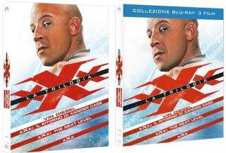 Le cover di XXX - Le trilogie