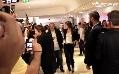 Cannes 2017: il cast di Les Fantôms d'Ismaël.