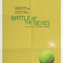 Locandina di Battle of the Sexes