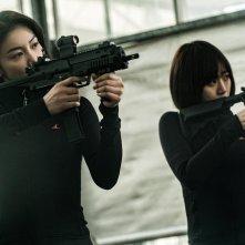 The Villainess: Kim Ok-bin in una scena
