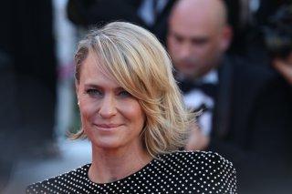 Cannes 2017: Robin Wright sul red carpet inaugurale