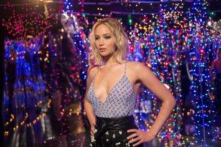 Jennifer Lawrence in uno strip club austriaco