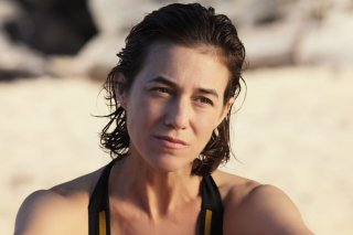 Les fantômes d'Ismaël: un primo piano di Charlotte Gainsbourg
