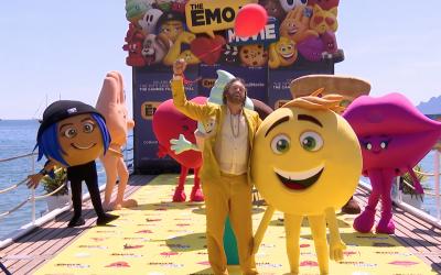 Emoji - Accendi le emozioni: Quattro chiacchere con T.J. Miller a Cannes