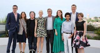 Wonderstruck: il cast al completo a Cannes col regista Todd Haynes