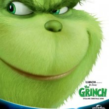Dr. Seuss's How The Grinch Stole Christmas: il teaser poster