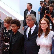 Cannes 2017: il cast sorridente sul red carpet di Wonderstruck