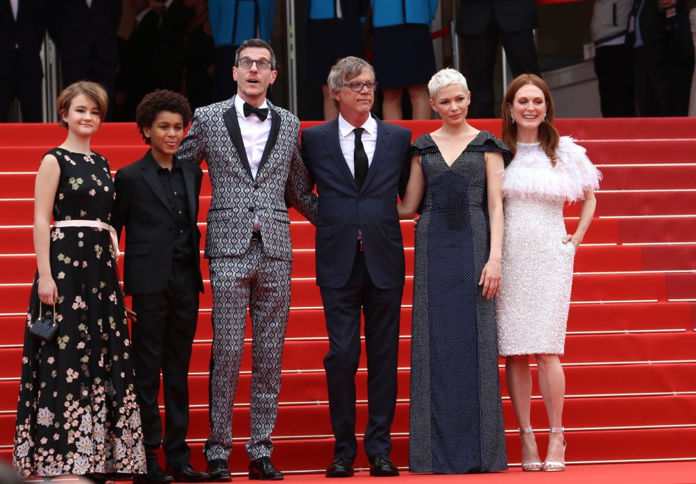 Cannes 2017: il cast in posa sul red carpet di Wonderstruck