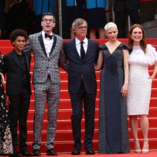 Cannes 2017: il cast in posa sul red carpet di Wonderstruck